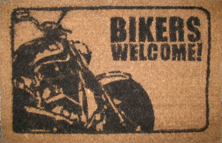 Rohožka - Bikers Welcome!
